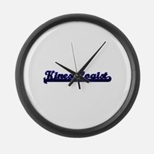Kinesiologist Classic Job Design Large Wall Clock