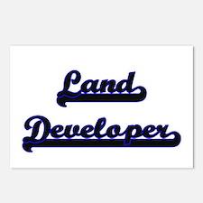 Land Developer Classic Jo Postcards (Package of 8)