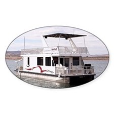 Houseboat, Lake Powell, Arizon Decal