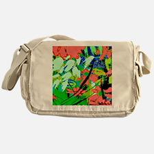 Garden Image Messenger Bag