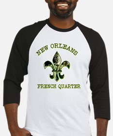 Unique French quarter Baseball Jersey