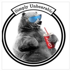 Simply Unbearable Poster