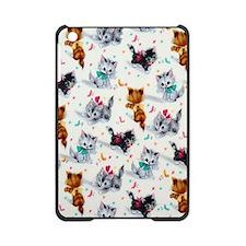 Cute Vintage Kittens iPad Mini Case