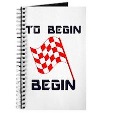 To Begin Journal