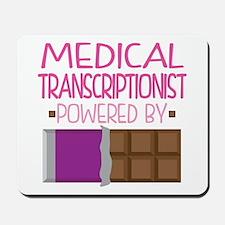 Medical Transcriptionist Mousepad