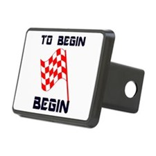 To Begin Hitch Cover