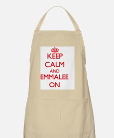 Keep Calm and Emmalee ON Apron