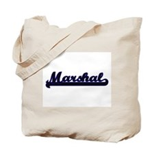 Marshal Classic Job Design Tote Bag