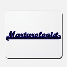 Martyrologist Classic Job Design Mousepad