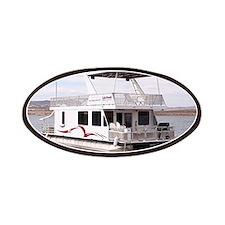 Houseboat, Lake Powell, Arizona, USA 9 Patch