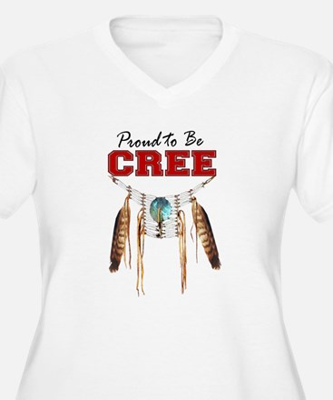 Proud to be Cree T-Shirt