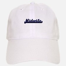 Midwife Classic Job Design Baseball Baseball Cap