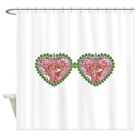 Rose Colored Glasses Shower Curtain By ADMIN CP110479534