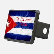 La Habana Cuba Flag Hitch Cover