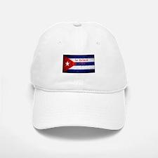 La Habana Cuba Flag Baseball Baseball Cap
