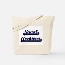 Naval Architect Classic Job Design Tote Bag