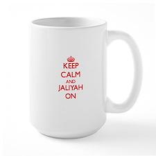 Keep Calm and Jaliyah ON Mugs