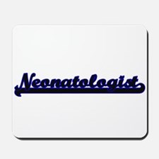 Neonatologist Classic Job Design Mousepad