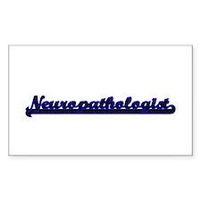 Neuropathologist Classic Job Design Decal