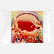 70's Vintage LEO Pillow Case