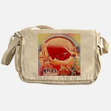 70's Vintage LEO Messenger Bag
