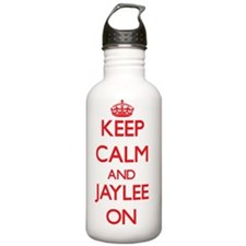 Keep Calm and Jaylee O Water Bottle