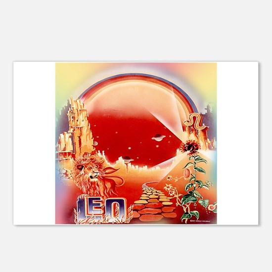 70's Vintage LEO Postcards (Package of 8)
