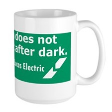 Lucas Electric Motor After Dark Mug