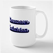 Pharmacy Technician Classic Job Design Mugs