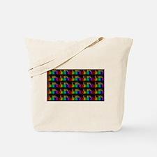 i love 80s Tote Bag