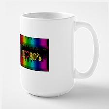 i love 80s Mugs