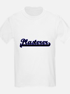 Plasterer Classic Job Design T-Shirt