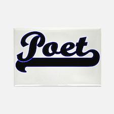 Poet Classic Job Design Magnets