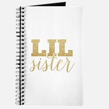Glitter Lil Sister Journal