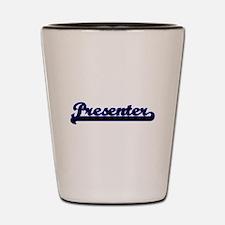 Presenter Classic Job Design Shot Glass