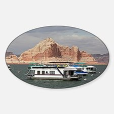 Lake Powell Bumper Stickers Car Stickers Decals  More - Houseboat decals