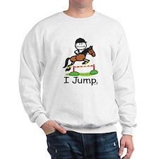 Horse Jumping Sweatshirt
