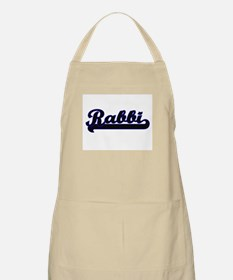 Rabbi Classic Job Design Apron