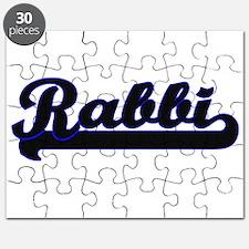Rabbi Classic Job Design Puzzle