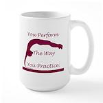 Gymnastics Mug - Perform