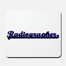 Radiographer Classic Job Design Mousepad