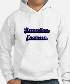 Recording Engineer Classic Job D Hoodie