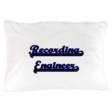 Recording Engineer Classic Job Design Pillow Case