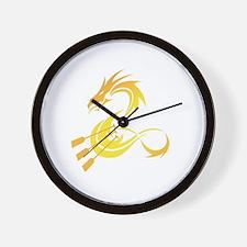 3 paddles Wall Clock