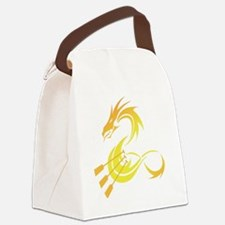 3 paddles Canvas Lunch Bag