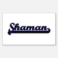 Shaman Classic Job Design Decal