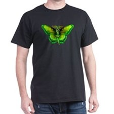 bl_wingsoutspread T-Shirt
