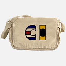CI Messenger Bag