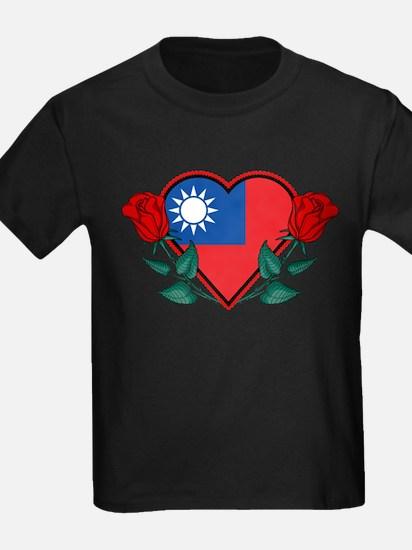 Heart Taiwan T