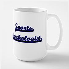 Sports Psychologist Classic Job Design Mugs